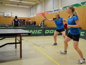 Tischtennis @ Turnhalle des Sonderpädagogischen Förderzentrums (Richard-Glimpel-Schule)