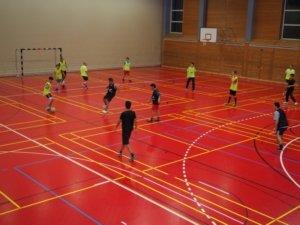 CVJM Lauf Fußball @ Bitterbachhalle, Daschstr. 1