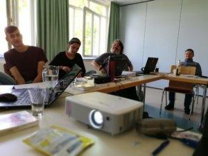 JHV - Jahreshauptversammlung der Tätigen Mitglieder des CVJM-Lauf @ Zoom-Meeting
